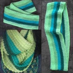 Caron cakes infinity scarf